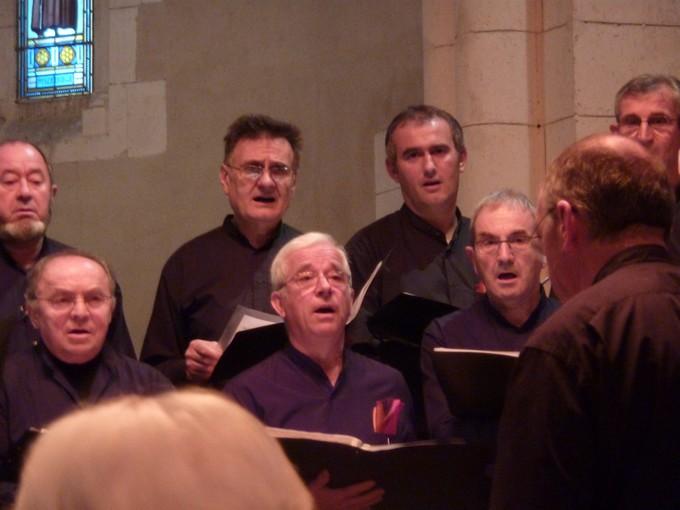 une chorale exceptionnelle ;OPACAD P1020526