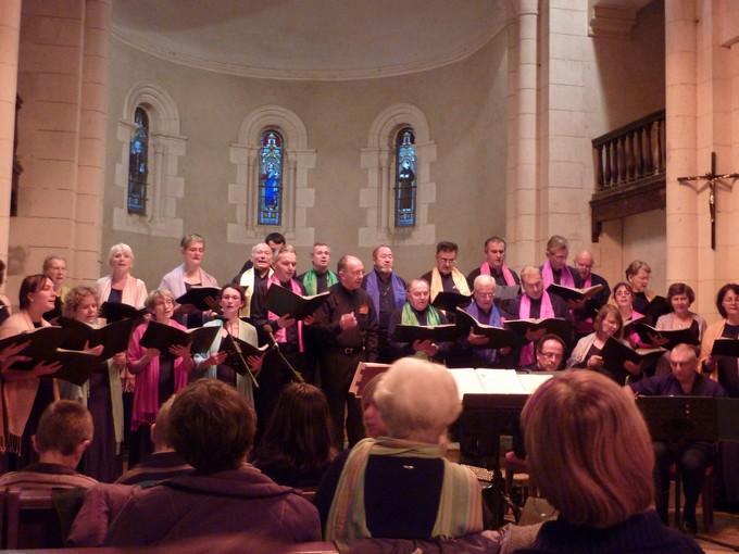 une chorale exceptionnelle ;OPACAD P1020611