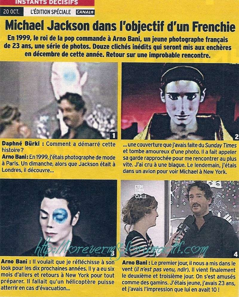 Michael Jackson dans l'objectif d'un Frenchie 10110