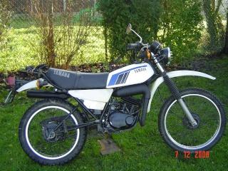 DTMX 125 cc Membres / Mod. 1979 00211