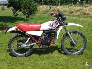 DTMX 125cc Membres / Mod. 1986 01616810