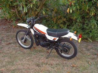 DTMX 250 et 400cc Membres 4001010