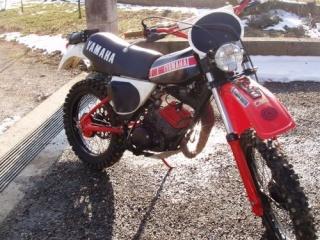 DTMX 125cc Membres / Modèles endurisés A2563010