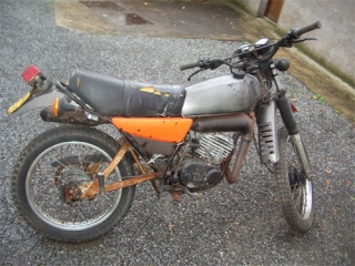 DTMX 125 cc MEMBRES : Personnalisées Decote10