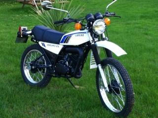 DTMX 125 cc Membres / Mod. 1979 Image110