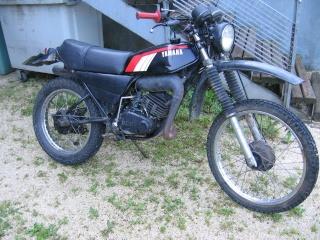 DTMX 125 cc Membres / Mod. 1979 Img04410