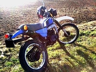 DTMX 125 cc Membres / Mod. 1979 Photo011