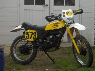 DTMX 125cc Membres / Modèles endurisés Photo_18