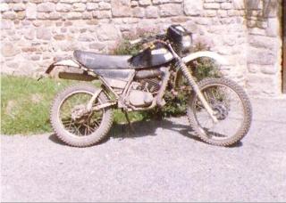 DTMX 125cc Membres / Modèles endurisés Sansti10