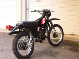 DTMX 125cc Membres / Mod. 1981 Sl730310