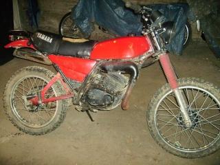 DTMX 125 cc MEMBRES : Personnalisées Yamaha10
