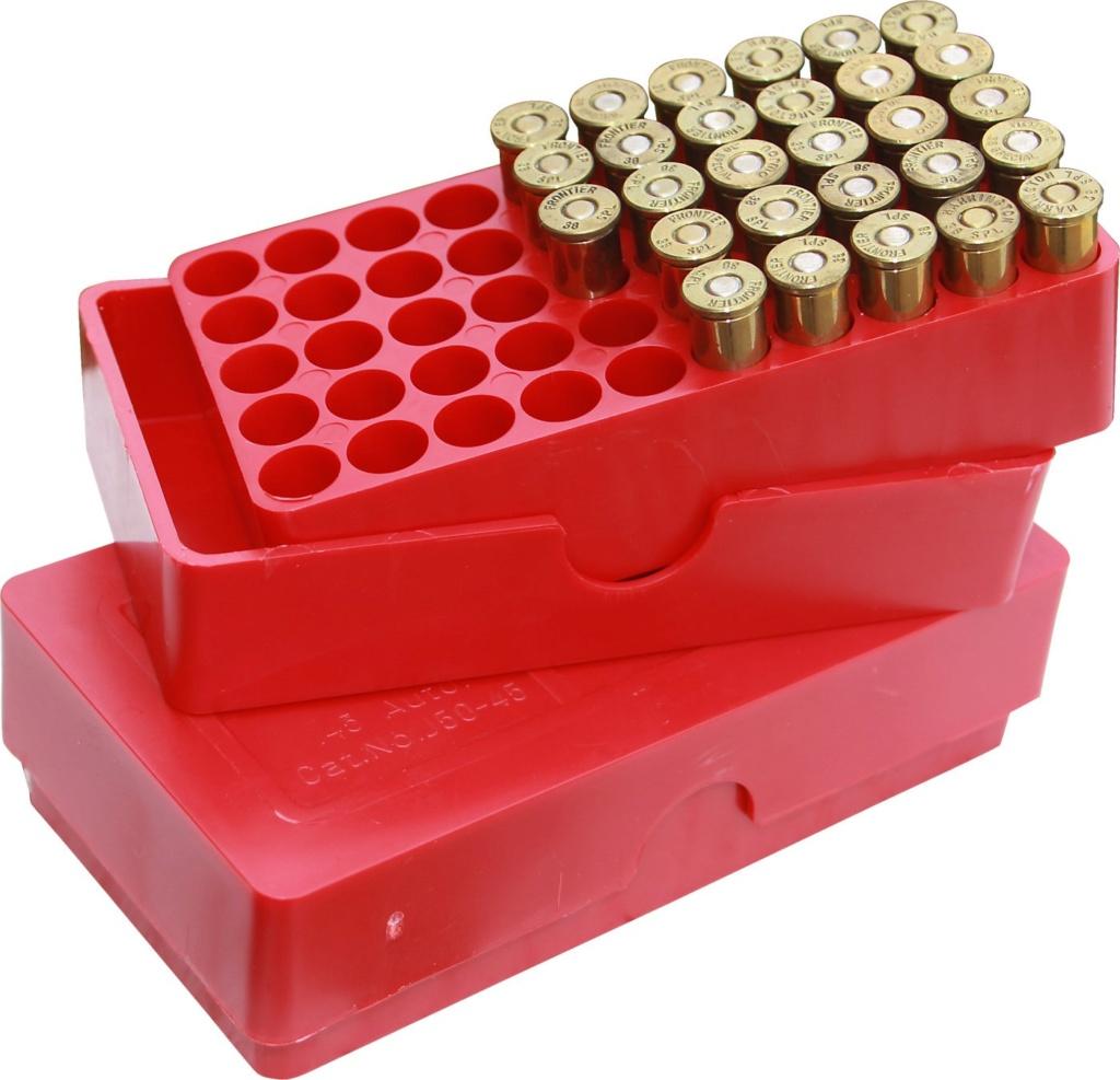 +++ MTM J50-38 Slip-Top Ammo Box Boite munition .38sp 357 Mag +++ Mtm210