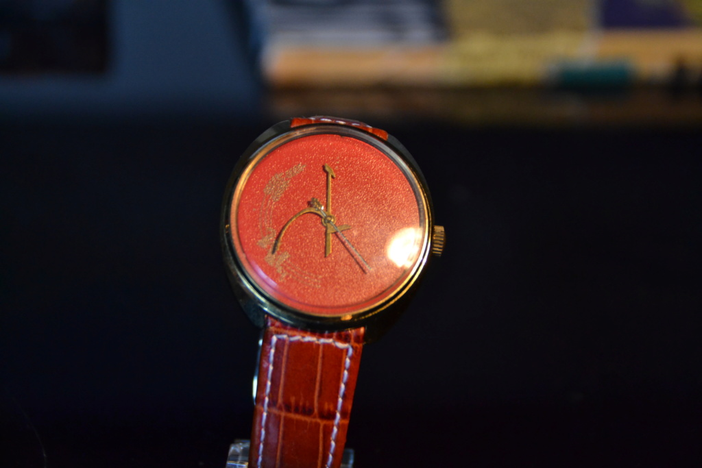 Vends - [Vends] montre marteau faucille épi de blé soviétique Dsc_0714