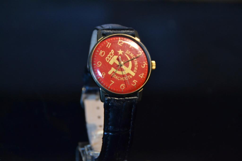 Vends - [Vends] montre propagande soviétique Dsc_0715