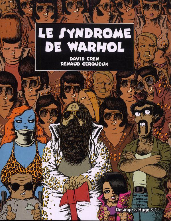 LE SYNDROME DE WARHOL de Cren et Cerqueux 97827520