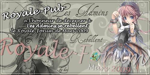 Royale Pub (+ de 1000 membres) Diplom10