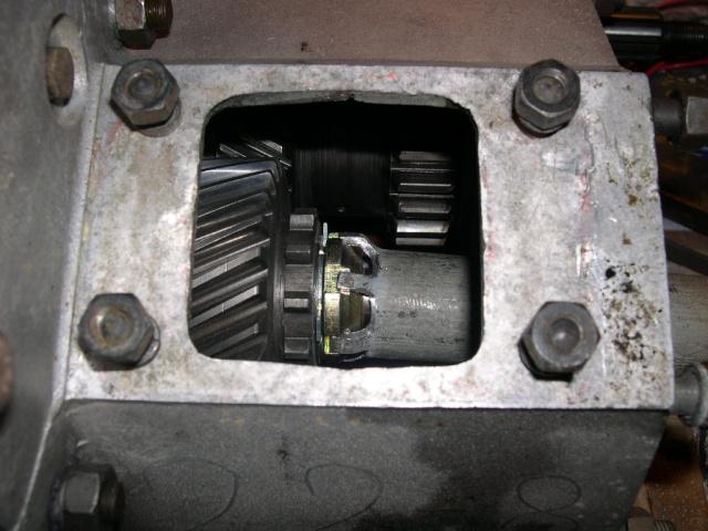 Remise en état de la boîte de vitesses de serie III... 1012