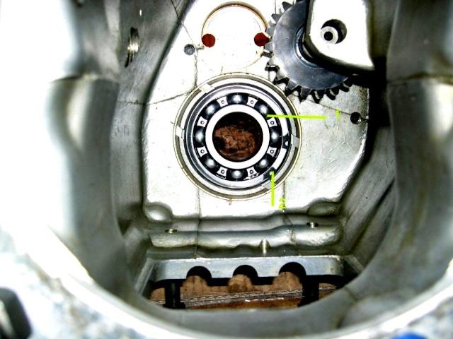 Remise en état de la boîte de vitesses de serie III... 314