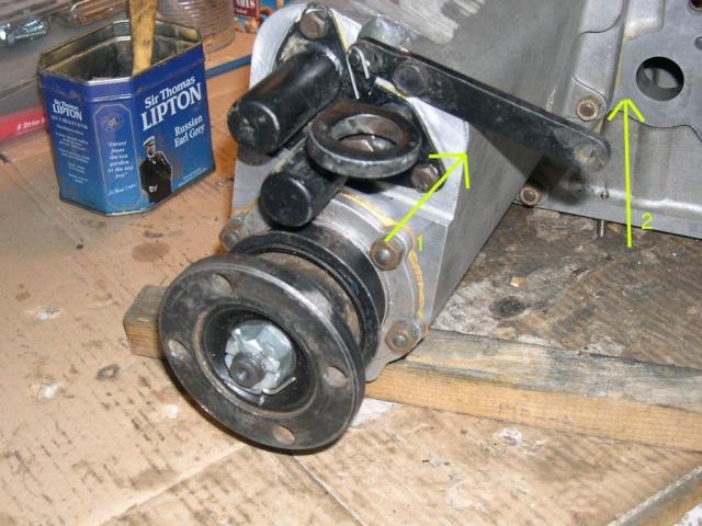Remise en état de la boîte de vitesses de serie III... 316
