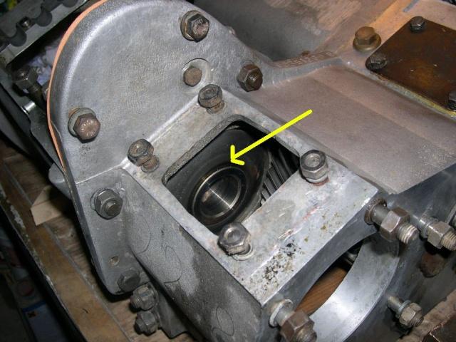 Remise en état de la boîte de vitesses de serie III... 318