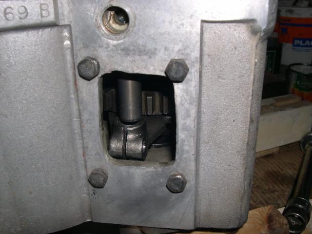 Remise en état de la boîte de vitesses de serie III... 413
