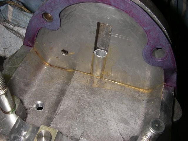 Remise en état de la boîte de vitesses de serie III... Imgp2410