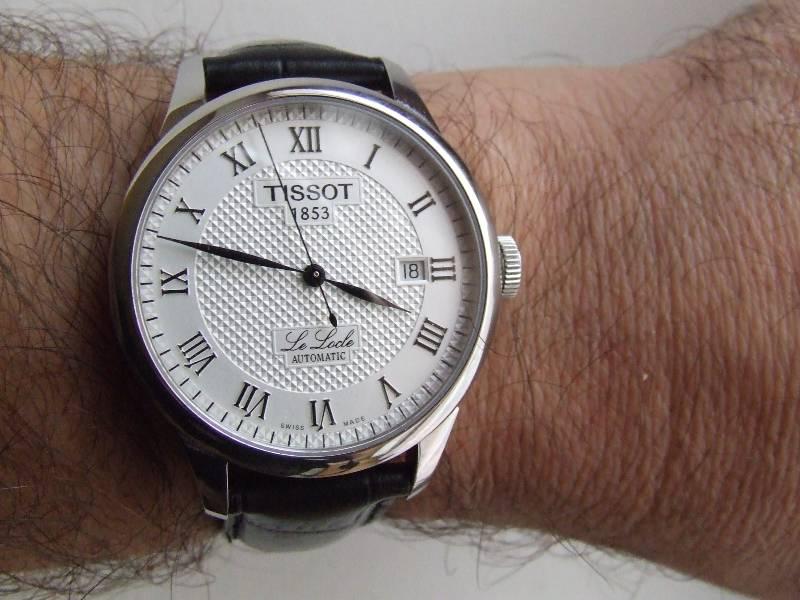 TISSOT le locle Tissot10