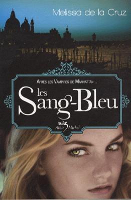 [Melissa de la cruz]Les vampires de Manhattan : tome 2 : les sang-Bleu Couv1510