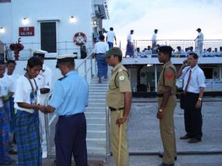 Myanmar Fishermen Went Back Home! 117