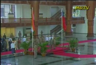 President of the Republic of India Visited  Myanmar in 2006 212