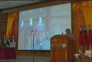 President of the Republic of India Visited  Myanmar in 2006 2810