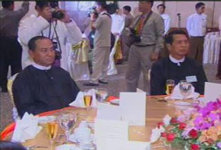 President of the Republic of India Visited  Myanmar in 2006 4210