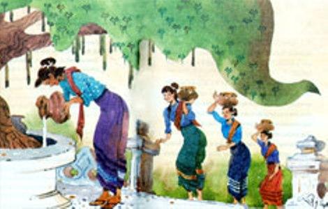 12 Monthly Myanmar Festivals Festiv10