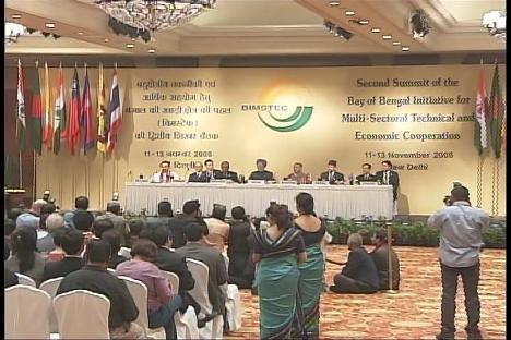 Myanmar Prime Minister Attends BIMSTEC Summit in New Delhi. Pm410