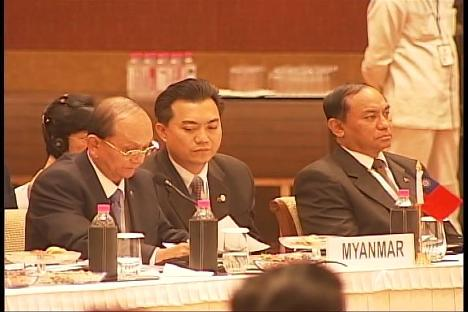 Myanmar Prime Minister Attends BIMSTEC Summit in New Delhi. Pm_210