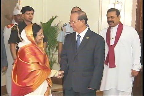 Myanmar Prime Minister Attends BIMSTEC Summit in New Delhi. Pm_610
