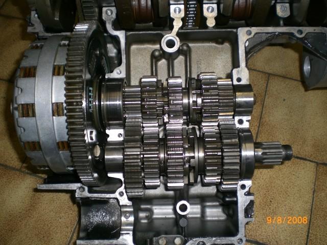 Boite de vitesse de GPZ 82 dans Z1000 Cimg1810