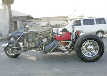 Peterbilt Trike (monster garage) Jesse211