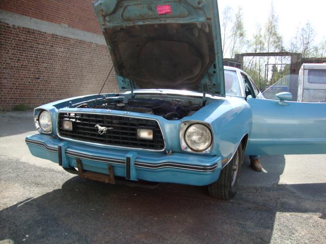 ford mustang 1977 Mustan12