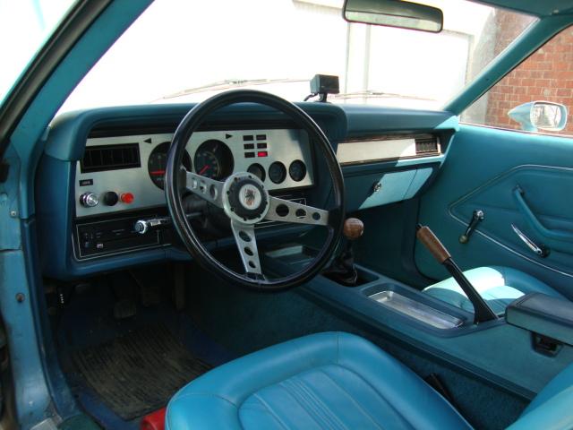 ford mustang 1977 Mustan14