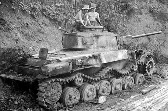 blindés japonais Type-911
