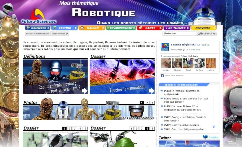 Le Mois de la robotique!... Roboti10