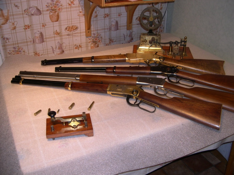 Carabine à levier en 357 mag Dscn1111
