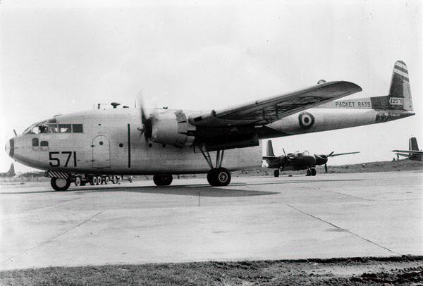 C 119 avion de transprt américain de la 2e guerre C119_010