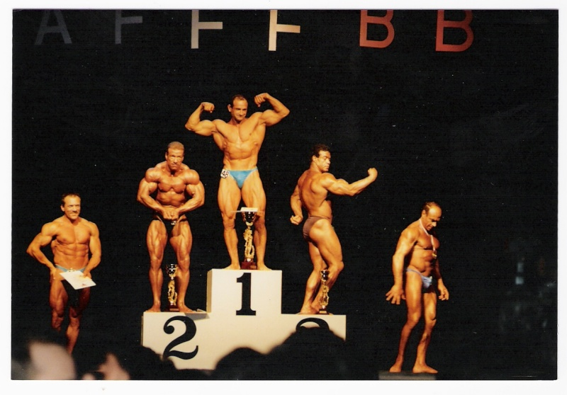 Georges Chaumier Podium10