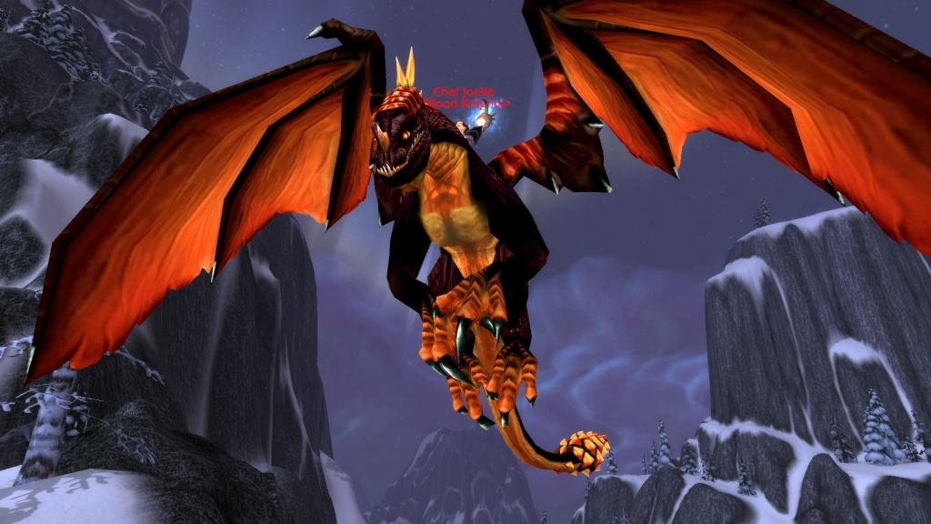 [Mob rare] Proto-Drake perdu dans le temps Wowscr17