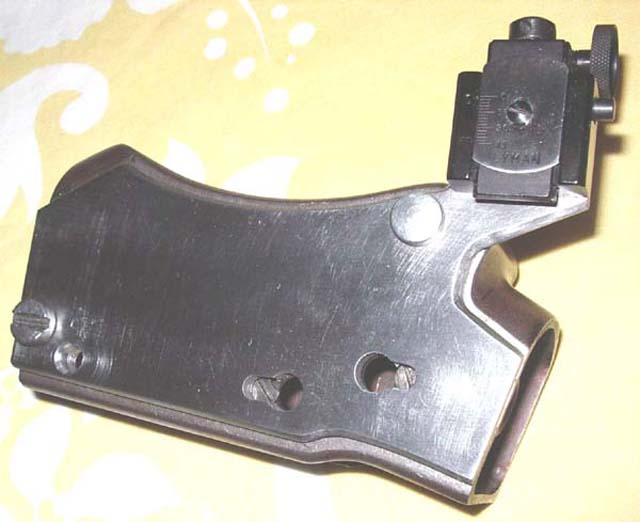 Un fusil custom en feuilleton ! Feuill11