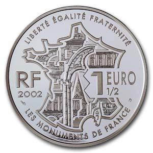 Mdp 37mm euro Argent 200210