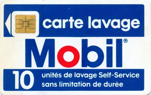 Mobil / BP (France) Mobil110