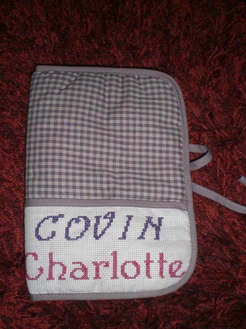 protège carnet de santé de ma petite charlotte Cimg3316